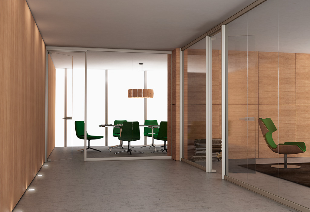 Puerta vidrio tabique vidrio sencillo for Tabique puerta castorama